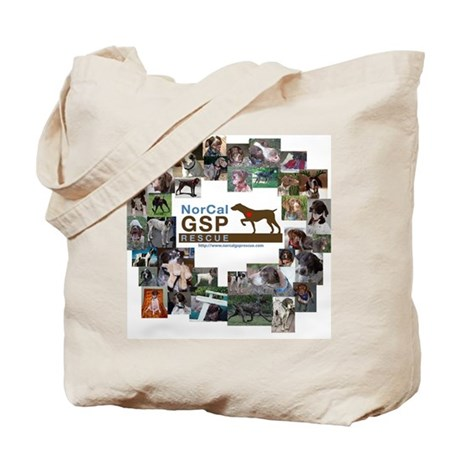 Collage Picture Tote Bag