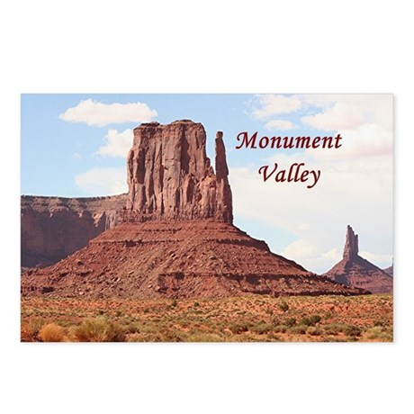 Monument Valley, Mitten, Postcards (Package of 8)