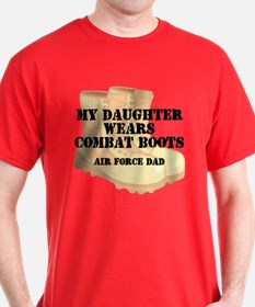 AF Dad Daughter DCB T-Shirt