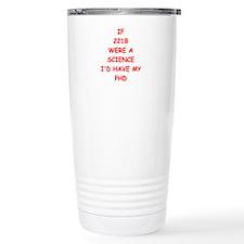 221b Travel Mug