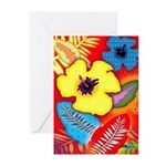 Hibiscus Greeting Cards (Pk of 10)