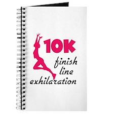 10K Pink Finish Line Journal