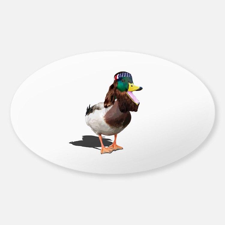 Dynasty Duck Decal