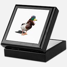 Dynasty Duck Keepsake Box