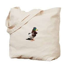 Dynasty Duck Tote Bag