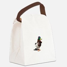 Dynasty Duck Canvas Lunch Bag