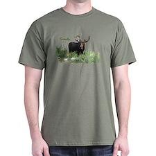 Grandby CO Moose T-Shirt