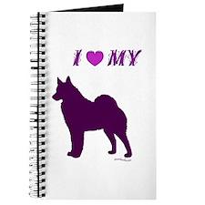 Elkhound / Spitz Plum Journal