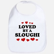 Loved: Sloughi Bib