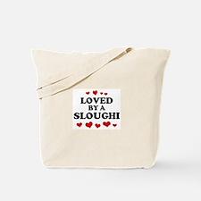 Loved: Sloughi Tote Bag
