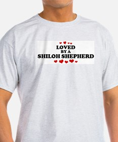 Loved: Shiloh Shepherd Ash Grey T-Shirt