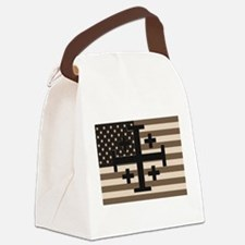 American Crusader Canvas Lunch Bag