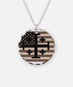 American Crusader Necklace