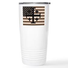 American Crusader Travel Mug