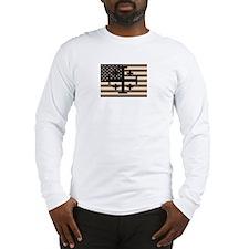 American Crusader Long Sleeve T-Shirt