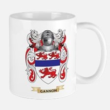 Gannon Coat of Arms (Family Crest) Mug