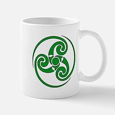Celtic Spiral Small Small Mug