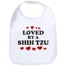 Loved: Shih Tzu Bib