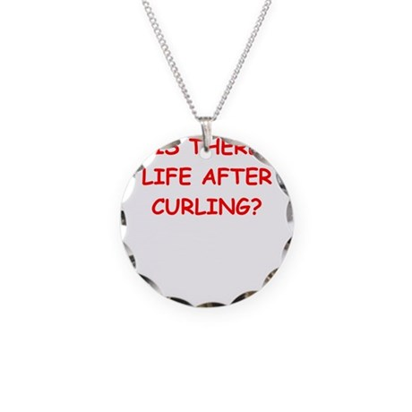curling,curling Necklace