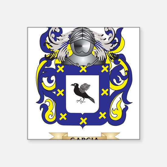 Garcia Coat of Arms (Family Crest) Sticker