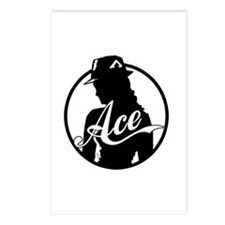 Ace Reporter Postcards (Package of 8)