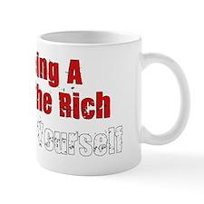 Tool Of The Rich Small Mug