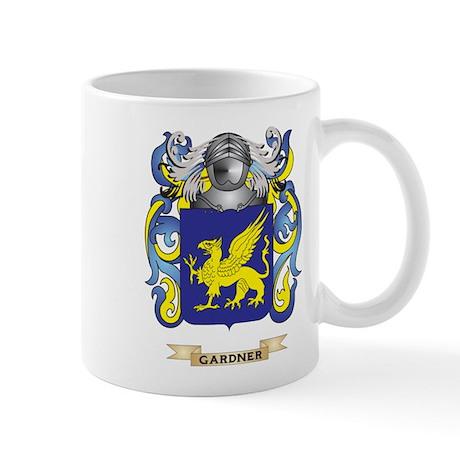 Gardner Coat of Arms (Family Crest) Mug