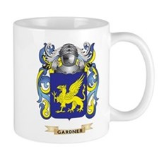 Gardner Coat of Arms (Family Crest) Mug