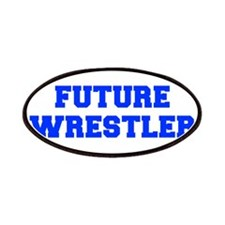 future-wrestler-fresh-blue Patches