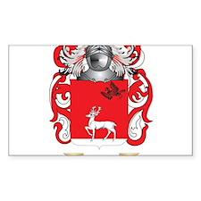 Garibaldi Coat of Arms (Family Crest) Decal