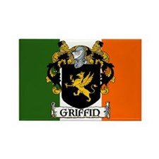 Griffin Arms Tricolour Magnets (10 pack)