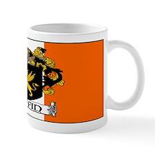 Griffin Arms Tricolour Mug