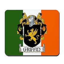 Griffin Arms Tricolour Mousepad