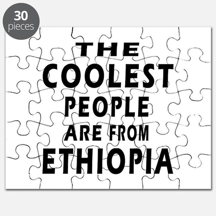 The Coolest Ethiopia Designs Puzzle