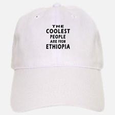 The Coolest Ethiopia Designs Baseball Baseball Cap