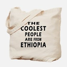 The Coolest Ethiopia Designs Tote Bag