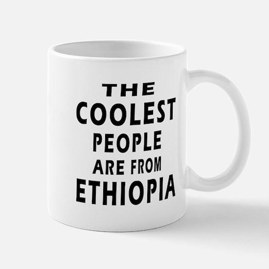 The Coolest Ethiopia Designs Mug