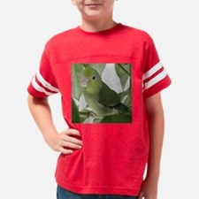 Male parrotlet Youth Football Shirt