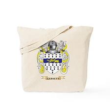 Garrett Coat of Arms (Family Crest) Tote Bag