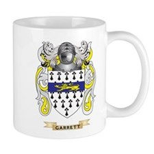 Garrett Coat of Arms (Family Crest) Mug