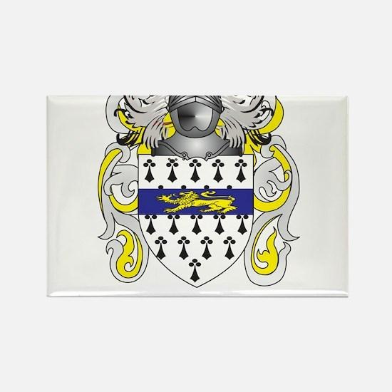 Garrett Coat of Arms (Family Crest) Rectangle Magn