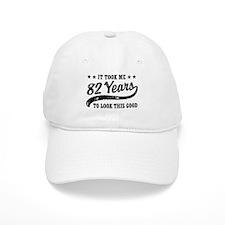 Funny 82nd Birthday Cap