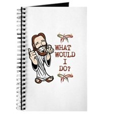 What Would Jesus Do? Journal