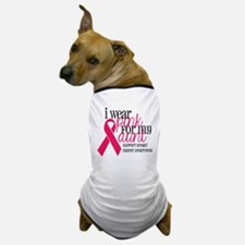 For My Aunt Dog T-Shirt