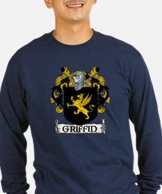 Griffin Coat of Arms T