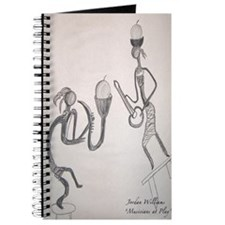 """""""Musician's at Play"""" Journal"""