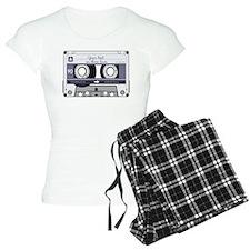 Customizable Cassette Tape Pajamas