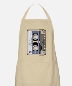 Customizable Cassette Tape - Grey Apron