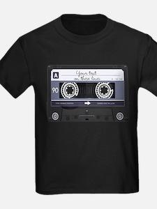Customizable Cassette Tape - Gre T
