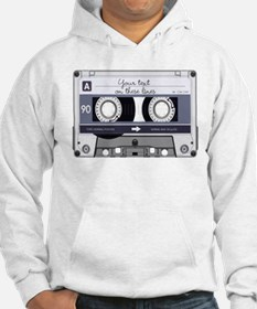 Customizable Cassette Tape - Gre Jumper Hoody